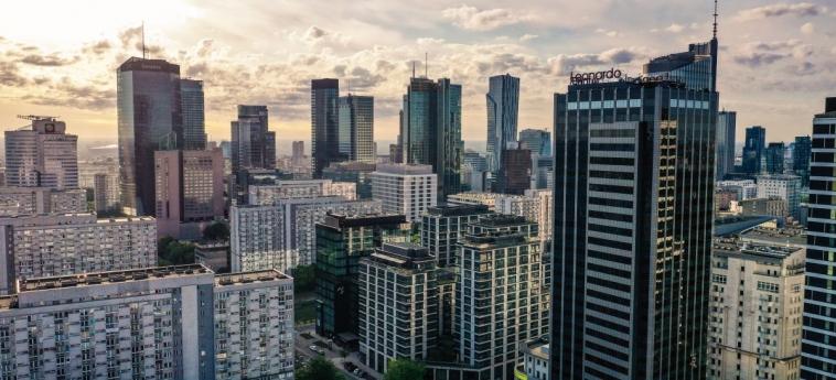 Leonardo Royal Hotel Warsaw: Extérieur VARSOVIE