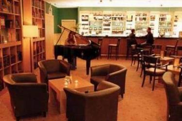 Hotel Intercontinental: Bar VARSOVIE