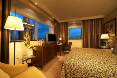 Hotel Intercontinental: Chambre de Luxe VARSOVIE
