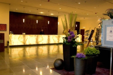 Hotel Intercontinental: Lobby VARSOVIE