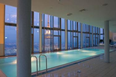 Hotel Intercontinental: Piscine Couverte VARSOVIE