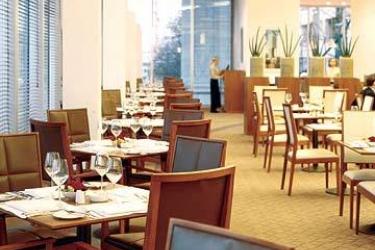 Hotel Intercontinental: Restaurant VARSOVIE