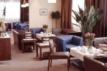 Hotel Intercontinental: Salle de Petit Déjeuner VARSOVIE