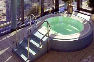 Hotel Intercontinental: Spa VARSOVIE