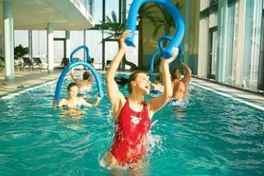 Hotel Intercontinental: Swimming Pool VARSOVIE