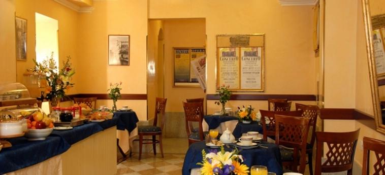 Hotel Ca' Formenta: Sala de Desayuno VENECIA
