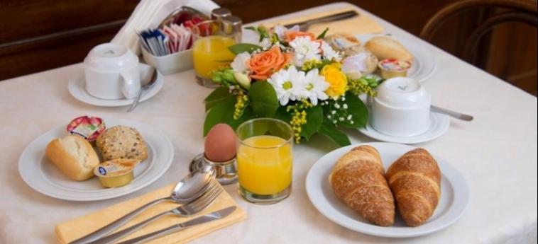 Hotel Al Nuovo Teson: Desayuno VENECIA