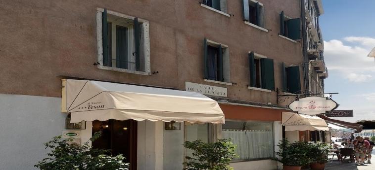 Hotel Al Nuovo Teson: Exterior VENECIA