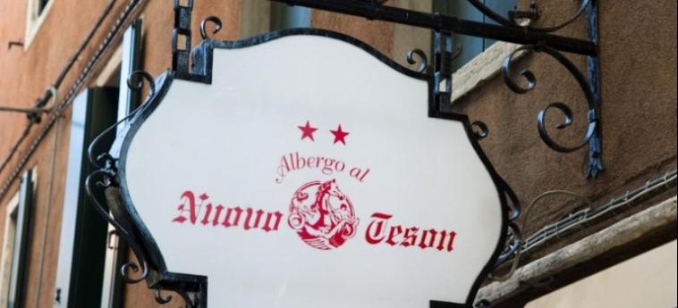Hotel Al Nuovo Teson: Logo VENECIA