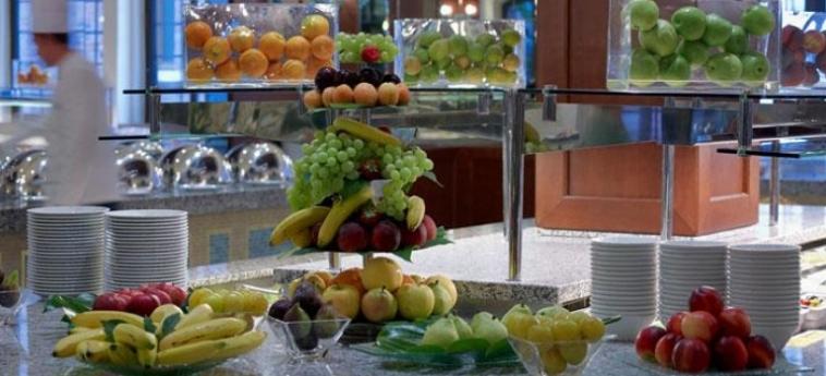 Hotel Hilton Molino Stucky: Buffet VENECIA