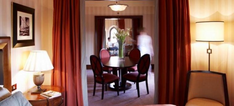 Hotel Hilton Molino Stucky: Executive Junior Suite Room VENECIA
