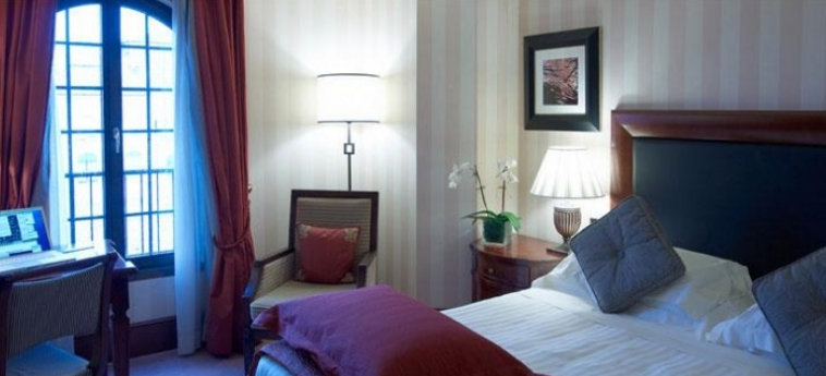 Hotel Hilton Molino Stucky: Habitación de Lujo VENECIA