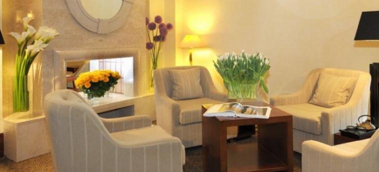 Hotel Hilton Molino Stucky: Hall VENECIA