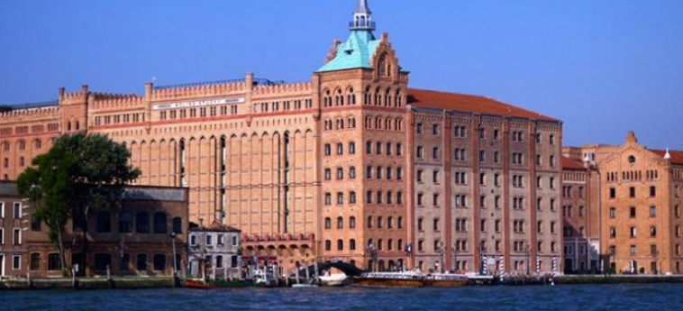 Hotel Hilton Molino Stucky: Posicion de l'Hotel VENECIA
