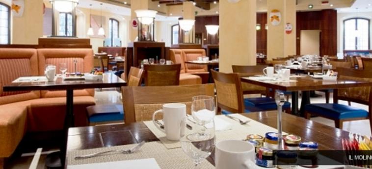 Hotel Hilton Molino Stucky: Restaurante VENECIA