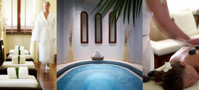 Hotel Hilton Molino Stucky: Spa VENECIA