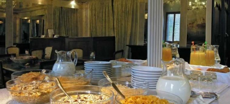 Hotel Ca' Centopietre: Desayuno VENECIA