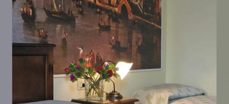Hotel Ca' Centopietre: Habitaciòn Triple VENECIA