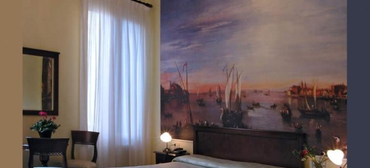 Hotel Ca' Centopietre: Habitación VENECIA