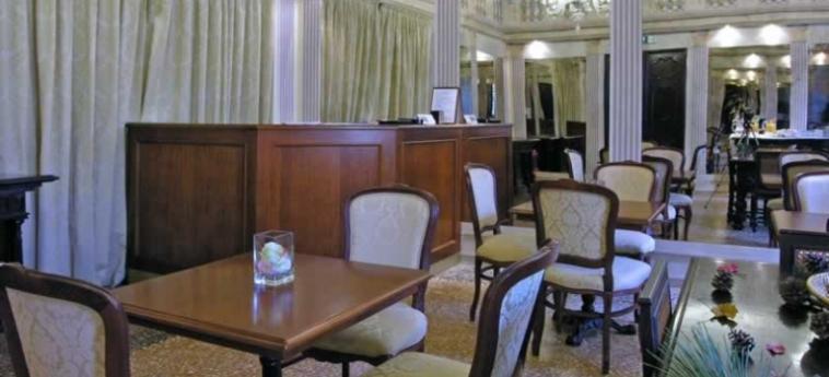 Hotel Ca' Centopietre: Lobby VENECIA