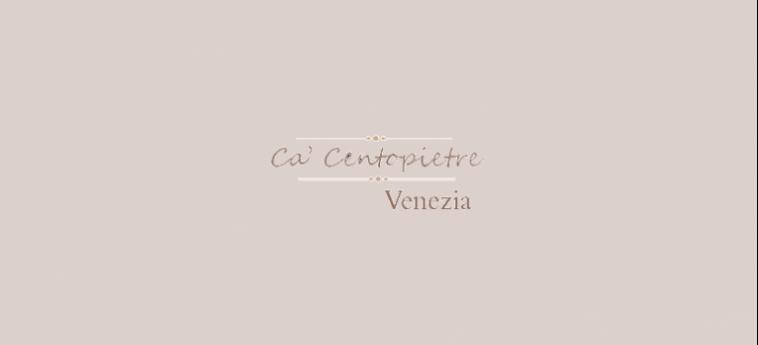 Hotel Ca' Centopietre: Logo VENECIA