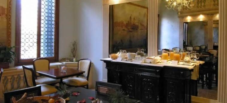 Hotel Ca' Centopietre: Sala de Desayuno VENECIA