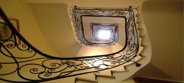 Hotel San Marco Palace: Escalinata VENECIA