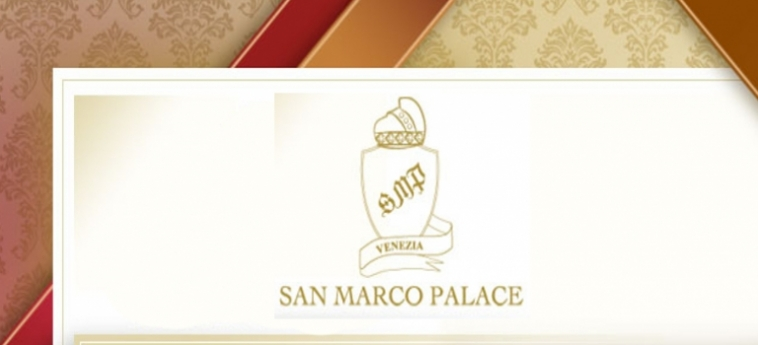 Hotel San Marco Palace: Logo VENECIA
