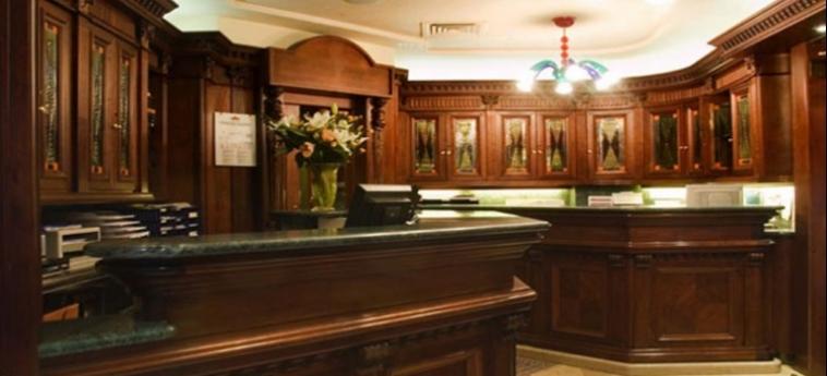 Hotel San Marco Palace: Reception VENECIA