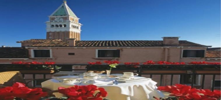 Hotel San Marco Palace: Terraza VENECIA