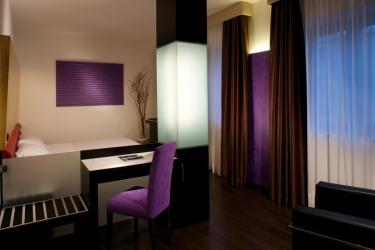 Best Western Hotel Tritone: Schlafzimmer VENEDIG - MESTRE