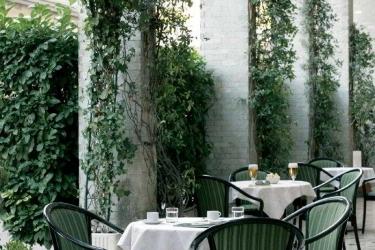 Best Western Hotel Tritone: Terrasse VENEDIG - MESTRE