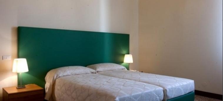 Hotel Foresteria Levi: Doppelzimmer - Twin VENEDIG