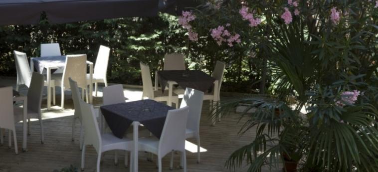 Hotel Villa Pannonia: Außen VENEDIG