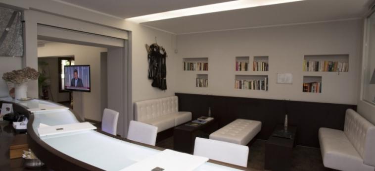 Hotel Villa Pannonia: Detail VENEDIG
