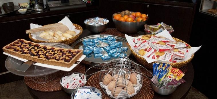 Hotel Villa Pannonia: Frühstück VENEDIG