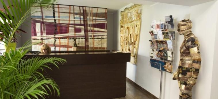 Hotel Villa Pannonia: Reception VENEDIG