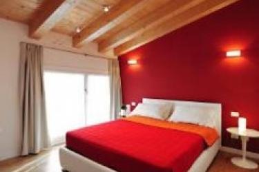Hotel Residence Belle Epoque: Schlafzimmer VENEDIG