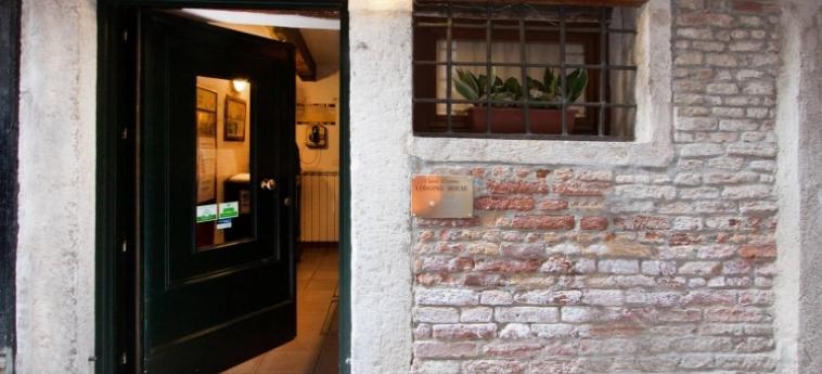 Casa Cosmo: Eingang VENEDIG