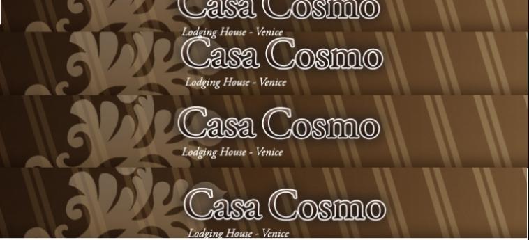 Casa Cosmo: Logo VENEDIG