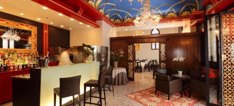 Hotel Palazzo Stern: Bar VENEDIG