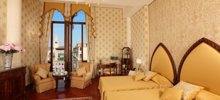Hotel Palazzo Stern: Camera Junior Suite VENEDIG