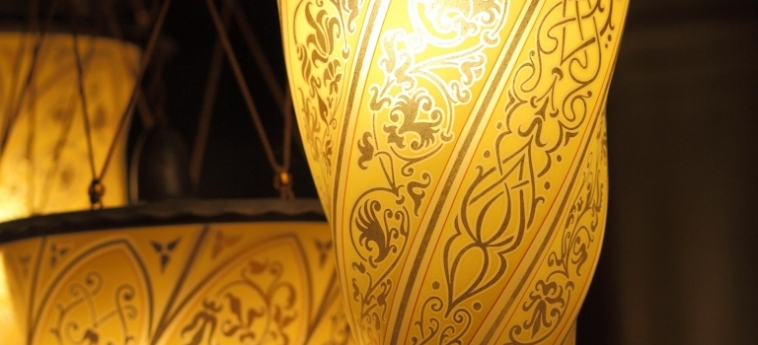 Hotel Palazzo Stern: Detail VENEDIG