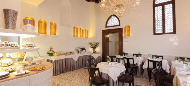 Hotel Palazzo Stern: Frühstücksraum VENEDIG