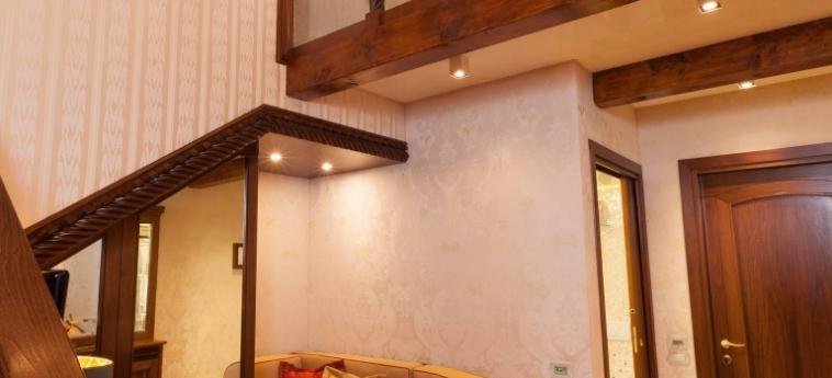 Hotel Palazzo Stern: Standard Room VENEDIG