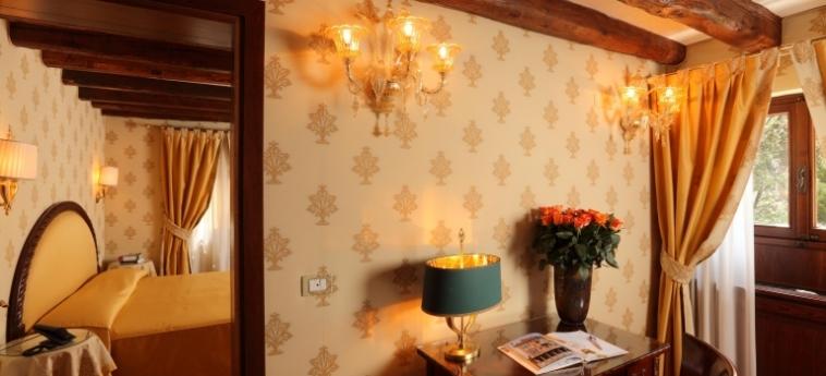 Hotel Palazzo Stern: Suite VENEDIG