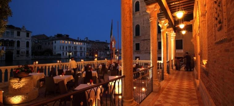 Hotel Palazzo Stern: Terrasse VENEDIG