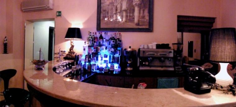 Hotel Ca' Alvise: Innen Bar VENEDIG