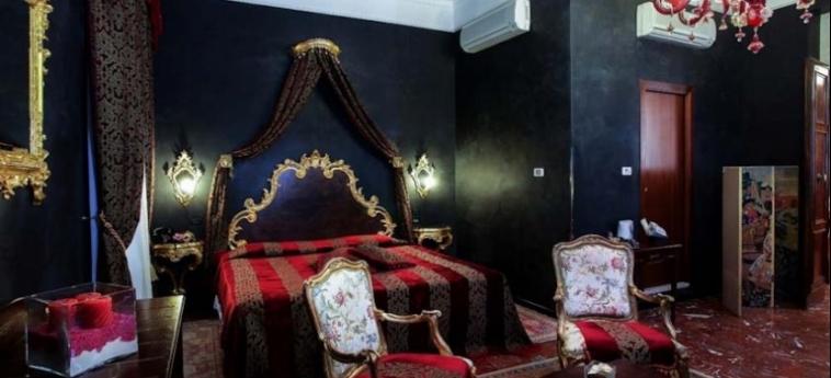 Hotel Ca' Alvise: Schlafzimmer VENEDIG