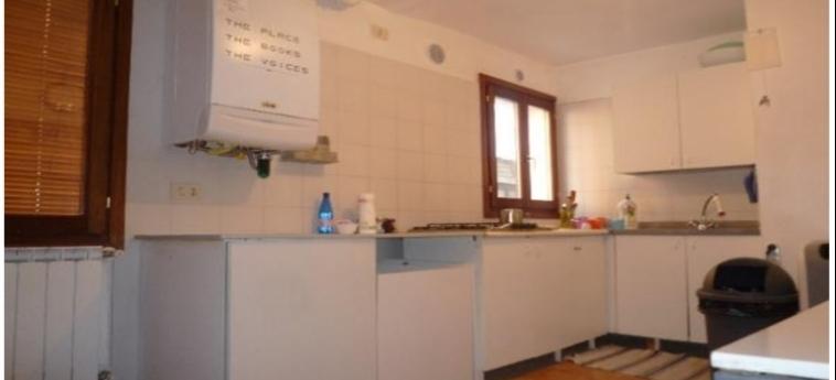 Hotel Youth Venice Home: Cucina VENEZIA